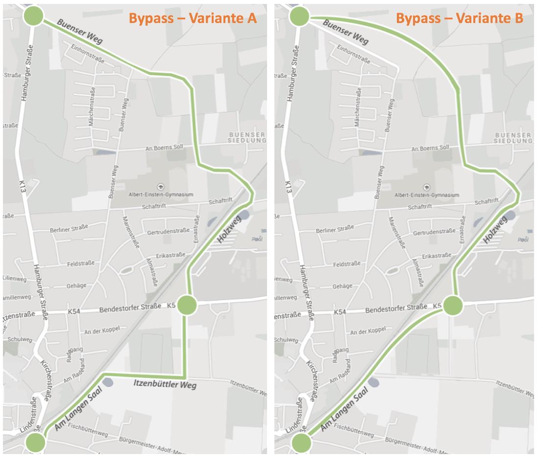 Varianten Bypass
